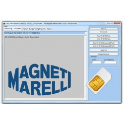 I/O Terminal Licence Magneti Marelli