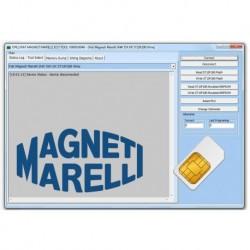 I/O Terminal Licence Magneti Marelli 2