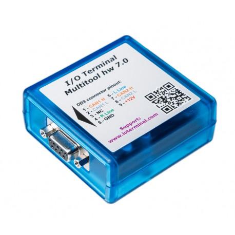 I/O Terminal interface + licence